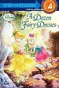 Dozen Fairy Dresses Disney Fairies Level 4