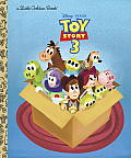 Toy Story 3 (Little Golden Books)