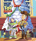 Woody's White Christmas