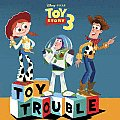 Toy Story 3: Toy Trouble (Disney-Pixar 8x8) Cover