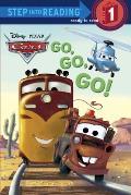 Go Go Go Disney Pixar Cars