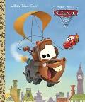 Cars 2 Little Golden Book Disney Pixar Cars 2