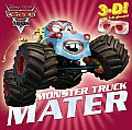 Monster Truck Mater [With 3-D Glasses] (Cars Toon)