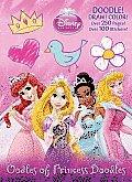 Oodles of Princess Doodles Disney Princess