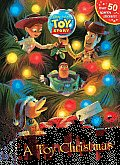 A Toy Christmas (Disney/Pixar Toy Story) (Glitter Sticker Book)