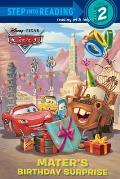 Maters Birthday Surprise Disney Pixar Cars