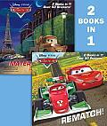 Rematch Mater in Paris Disney Pixar Cars