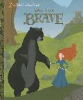 Brave (Little Golden Books) Cover