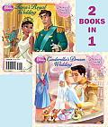 Cinderellas Dream Wedding Tianas Royal Wedding Disney Princess