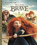 Brave Big Golden Book (Disney/Pixar Brave) (Big Golden Book) Cover