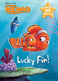 Lucky Fin! (Disney/Pixar Finding Nemo) (Super Color with Stickers)