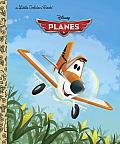 Planes Little Golden Book Disney Planes