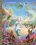 Secret of the Wings (Disney Fairies) (Big Golden Book) Cover