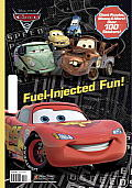 Fuel-Injected Fun! (Disney/Pixar Car) (Giant Coloring Book) Cover