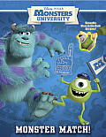 Monsters University: Monster Match!