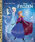 Frozen Little Golden Book Disney