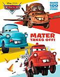 Mater Takes Off Disney Pixar Cars