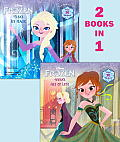 Disney Frozen Annas Act of Love & Elsas Icy Magic