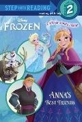 Anna's Best Friends (Frozen)