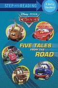Five Tales from the Road Step into Reading Book