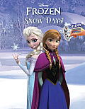 Frozen: Snow Days! (Reusable Sticker Book)