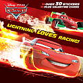Lightning Loves Racing! (Disney/Pixar Cars) (Pictureback)