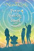 Never Games & Pixie Puzzles Disney Fairies