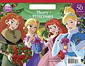 Merry Princesses (Disney Princess) (Big Coloring Book)