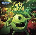 Party Central (Disney/Pixar Monsters University)