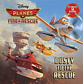 Dusty to the Rescue Disney Planes...