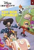 Toy Box Trouble! (Disney Infinity) (Disney Chapters)