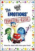 Inside Out Feelings Book Disney Pixar Inside Out