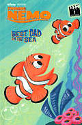 Best Dad in the Sea (Disney/Pixar Finding Nemo) (Step Into Reading) Cover