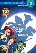 Toy Story 3: The Great Toy Escape (Step Into Reading - Level 2 - Library)