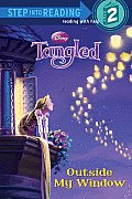 Tangled: Outside My Window (Step Into Reading - Level 2 - Library)