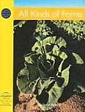 All Kinds of Farms (Yellow Umbrella Social Studies)