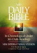 The Daily Bible in Chronological Order: 365 Daily Readings