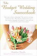 Budget Wedding Sourcebook