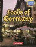 Foods of Germany (Taste of Culture) Cover