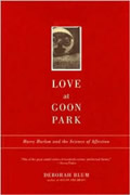 Love At Goon Park Harry Harlow & The Sci