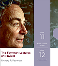 The Feynman Lectures on Physics Volume 11 and 12: Feynman on Science and Vision/Feynman on Sound (Feynman Lectures on Physics)
