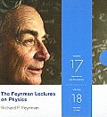 The Feynman Lectures on Physics, Volumes 17 & 18 Cover