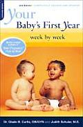 Your Babys First Year Week By Week 2005