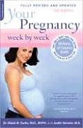 Your Pregnancy Week by Week (Week by Week) Cover