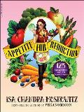 Appetite for Reduction: 125 Fast and Filling Low-Fat Vegan Recipes Cover