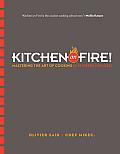 Kitchen on Fire