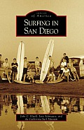 Surfing in San Diego (Images of America)