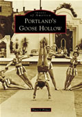 Portland's Goose Hollow (Images of America)  Cover