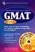 GMAT The Best Test Preparation & Review With CDROM