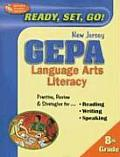 New Jersey GEPA 8th Grade Language Arts Literacy ready set go